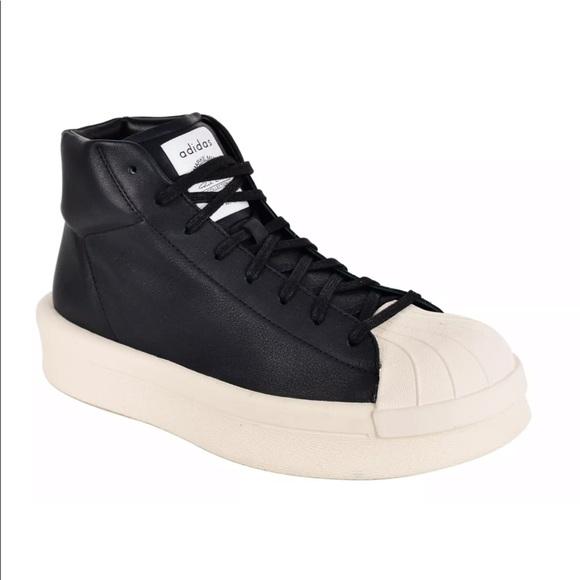 Rick Owens adidas men mastodon sneaker . Size 7us